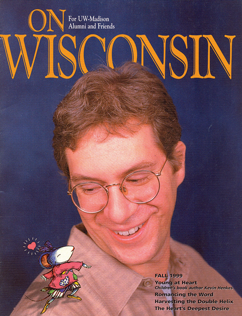 Cover from the Fall 1999 issue