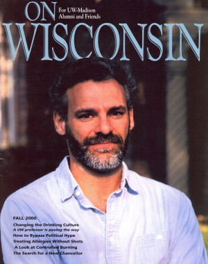 Cover for Fall 2000