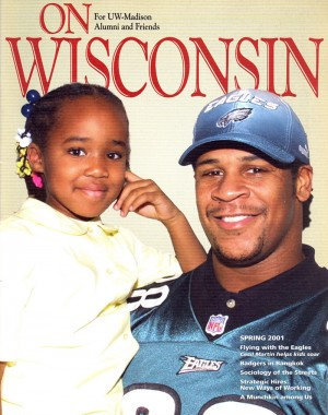 Cover for Spring 2001