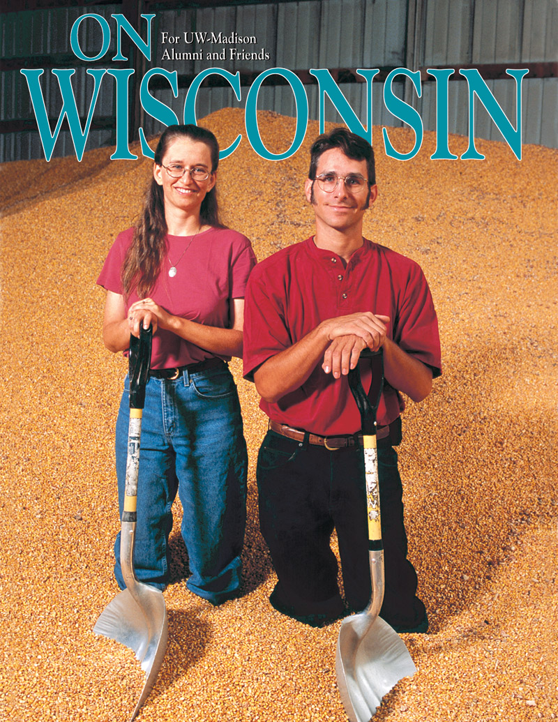 Cover from the Fall 2002 issue