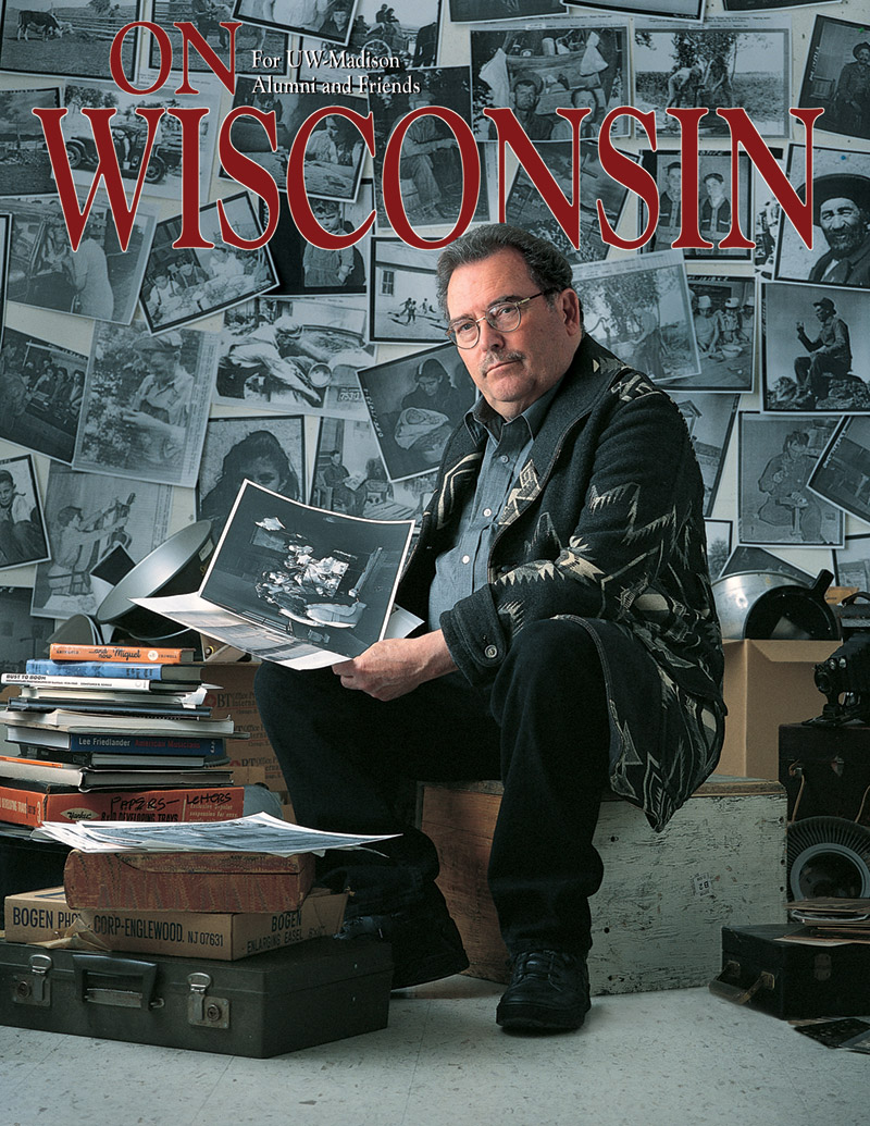 Cover from the Summer 2002 issue