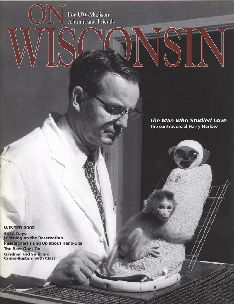 Cover from the Winter 2002 issue