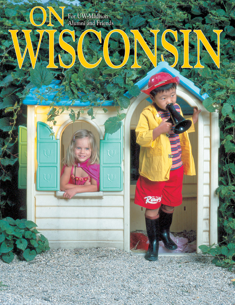 Cover from the Fall 2003 issue