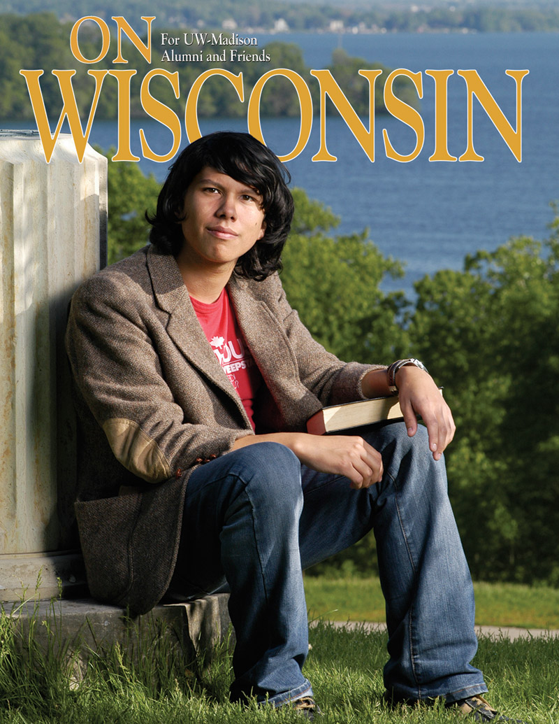 Cover from the Summer 2004 issue