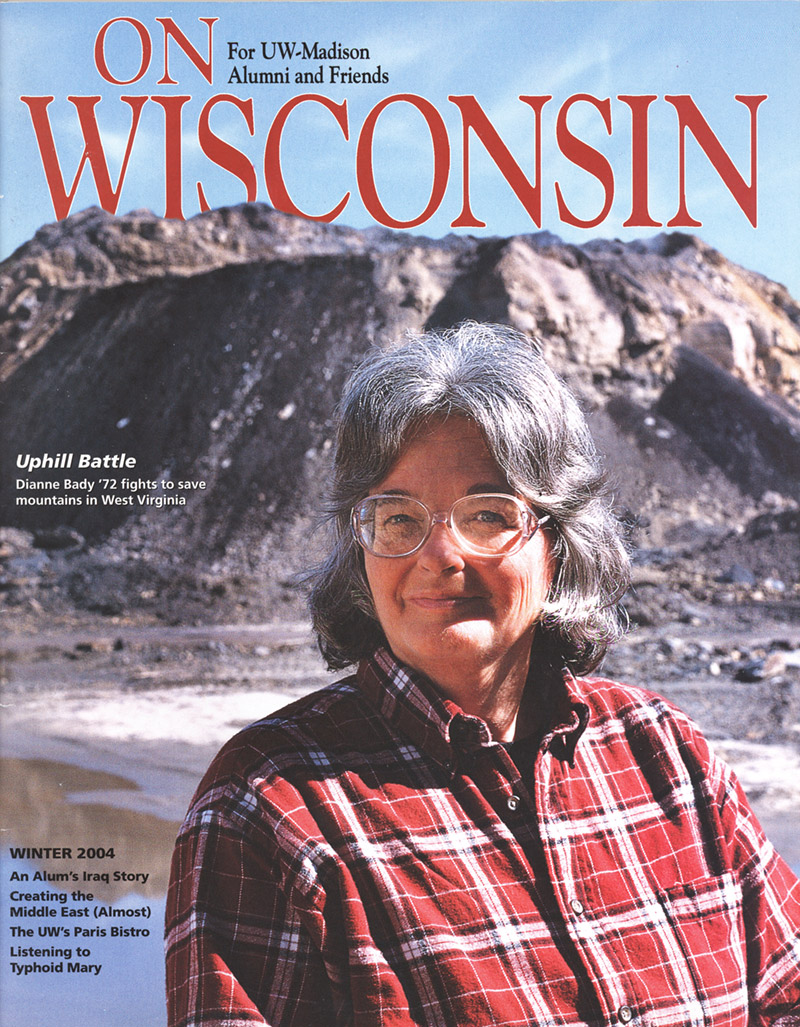 Cover from the Winter 2004 issue