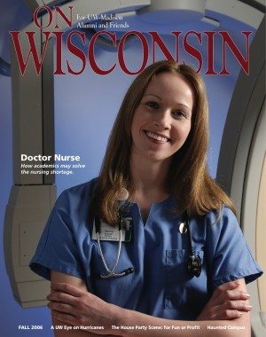 Cover for Fall 2006