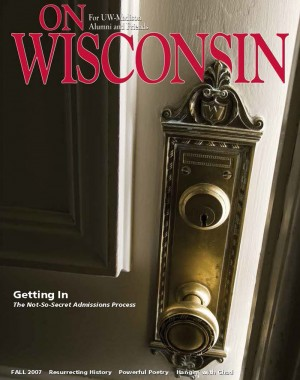 Cover for Fall 2007