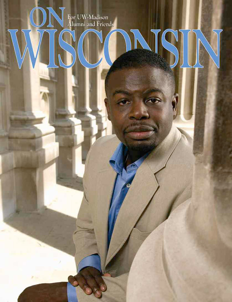 Cover from the Summer 2007 issue