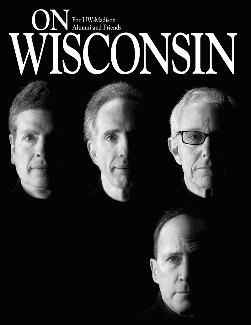 Cover from the Spring 2007 issue