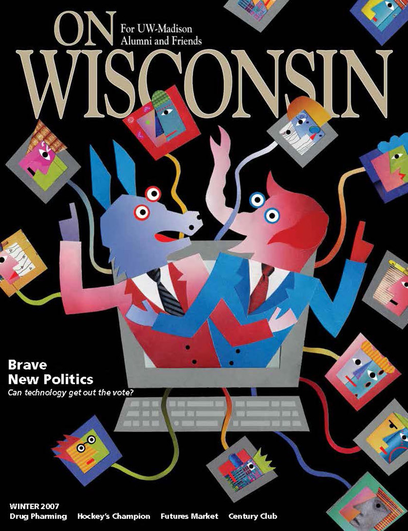 Cover from the Winter 2007 issue