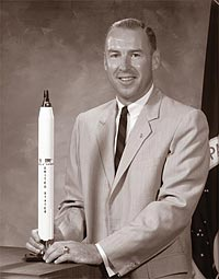 Jim Lovell. Photo: Corbis