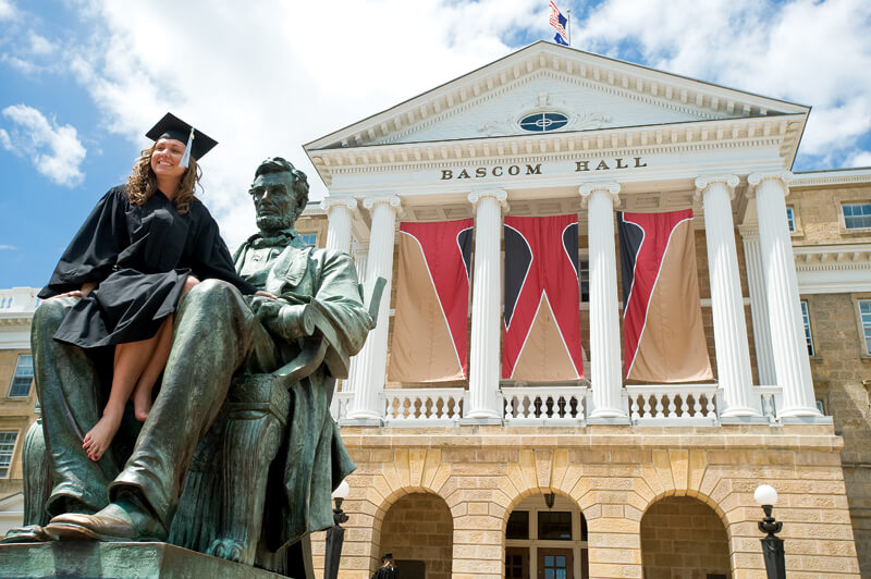Abraham Lincoln Statue | On Wisconsin Magazine