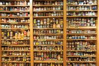 Wall of mustard