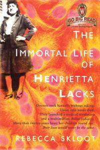 The Immortal Life of Henrietta Lacks (cover)