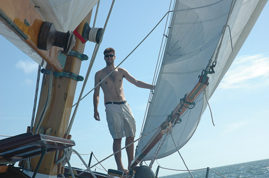 Zach Bassett '09: Setting Sail through Craigslist | On