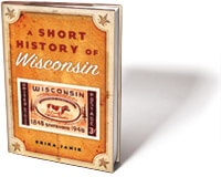 A Short History of Wisconsin cover