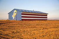 Soldiers fighting in Iraq who come from rural America are dying at rates higher than their urban counterparts, a recent study finds. ISTOCK