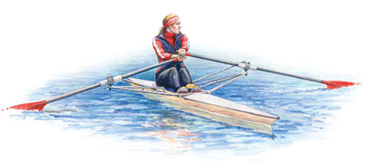 Barry Roal Carlsen illustration
