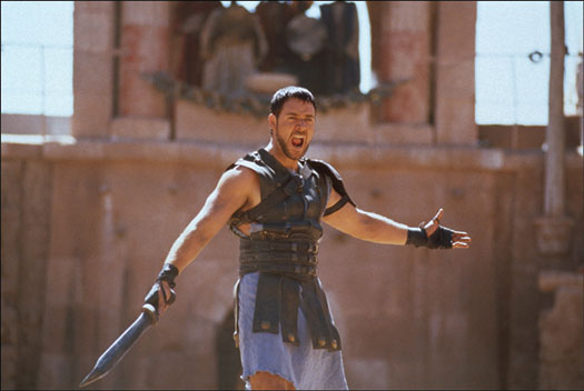 gladiatorial conquests as public entertainment essay The empire's military conquests resulted in the influx of  but for entertainment as well in the gladiatorial combats that both  at the coming of christ,.