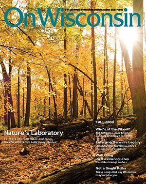 Cover for Fall 2009