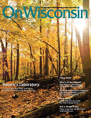 Cover from the Fall 2009 issue
