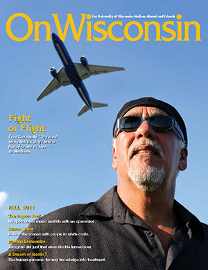 Cover from the Fall 2011 issue