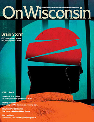Cover from the Fall 2012 issue