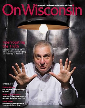 Cover for Spring 2009