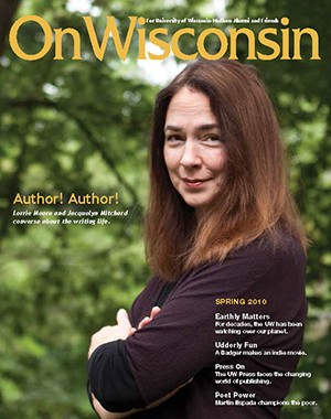 Cover for Spring 2010
