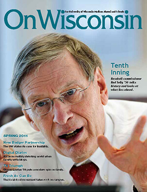 Cover from the Spring 2011 issue