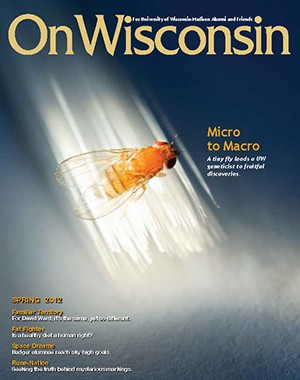 Cover for Spring 2012