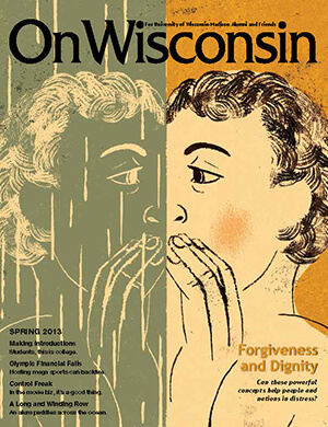 Cover from the Spring 2013 issue