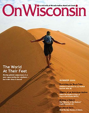 Cover for Summer 2009
