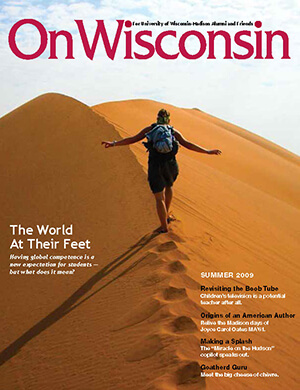 Cover from the Summer 2009 issue