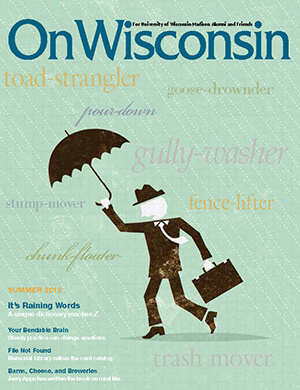 Cover from the Summer 2012 issue