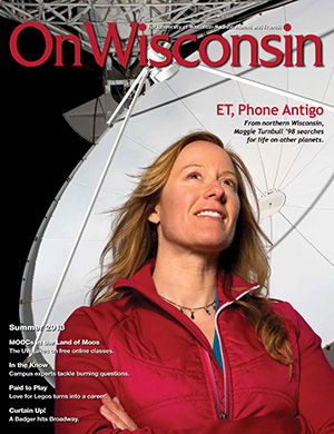 Cover from the Summer 2013 issue