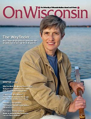 Cover from the Winter 2009 issue