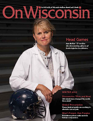 Cover from the Winter 2010 issue