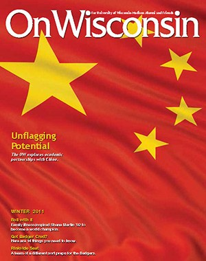 Cover for Winter 2011