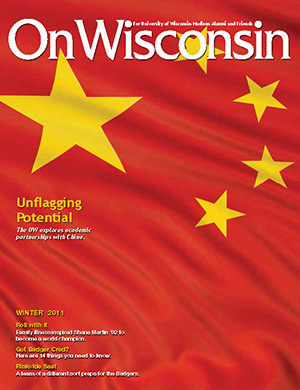 Cover from the Winter 2011 issue