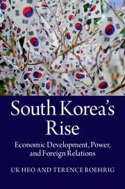 south korea's rise