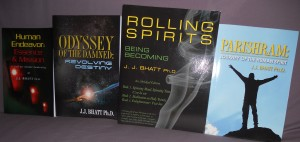 four books by j.j. bhatt