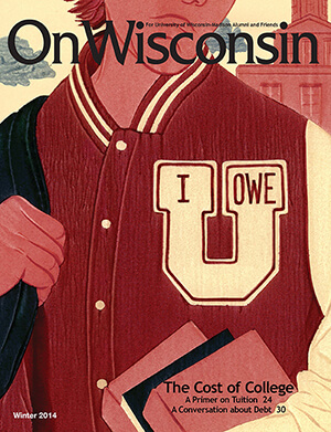 Cover from the Winter 2014 issue