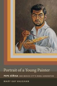 portrait of a young painter