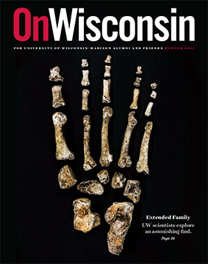 Cover for Winter 2015