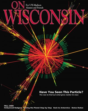 Cover for Fall 2008