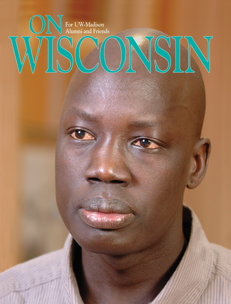 Cover from the Summer 2008 issue