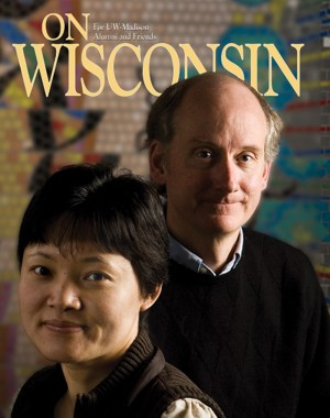 Cover for Spring 2008