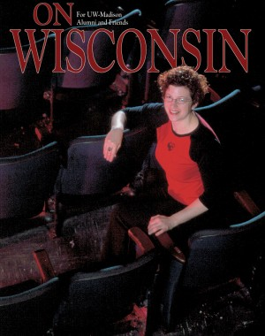 Cover for Spring 2003