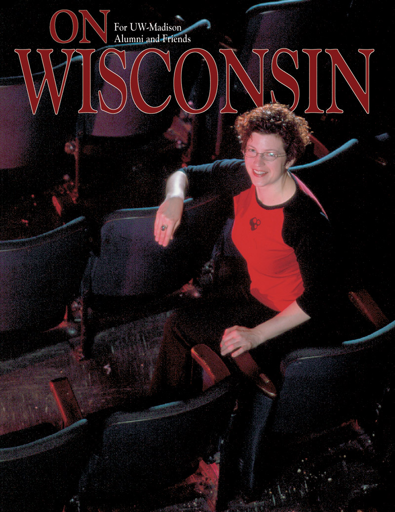 Cover from the Spring 2003 issue